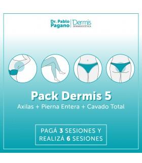 Depilación Definitiva - Pack 5