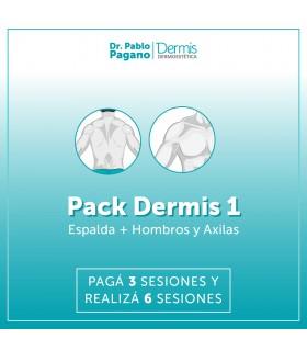 Depilación Definitiva HOMBRE - Pack 1
