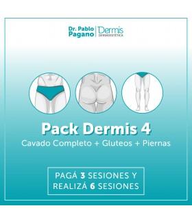 Depilación Definitiva HOMBRE - Pack 4