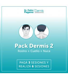 Depilación Definitiva HOMBRE - Pack 2